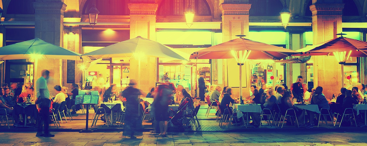 Spanish street life
